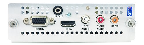AvediaStream Encoder e3535