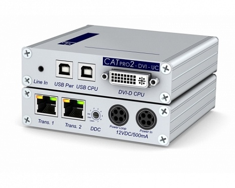 CATpro2-DVI-Audio-UC-USB