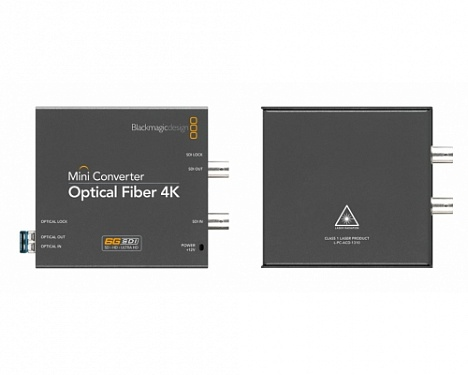 Mini Converter Optical Fiber 4K.  �2